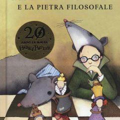 Harry potter saga-primo libro-pietra filosofale